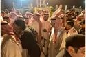 دفن اللواء عبد العزيز الفغم