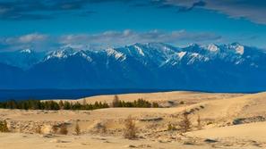 صور.. تشارا: صحراء من الرمال الذهبية في قلب روسيا