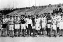 فريد لورز - الولايات المتحدة - ألعاب القوى - سان لويز 1904. الغش في المنافسات عن طريق الانسحاب من الماراثون في بدايته والعودة متقدماً قبل النهاية.