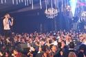 الهضبة عمرو دياب في الحفل