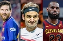 صور: مشاهير الرياضة الأعلى دخلًا في 2018