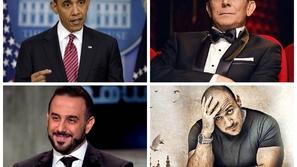 صور: مشاهير عانوا من انتحال صفتهمبمواقع التواصل.. أوباما وصبحي الأبرز