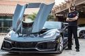 سيارات أمريكية خارقة يمتلكها بطل السباقات السعودي فلاح الجربا