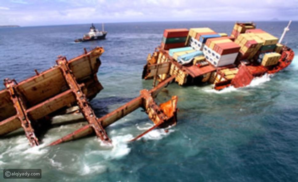 أشهر حوادث السفن التي عرفها العالم