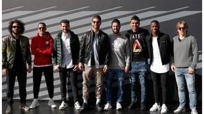 صور: لاعبو ريال مدريد يتسلمون سياراتهم لعام 2019.. أيهم أعجبك؟