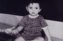 عمرو دياب في طفولته