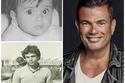 صور: هكذا تغيرت ملامح عمرو دياب في 54 عاماً