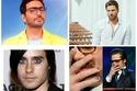 شاهد: كيف استخدم المشاهير الرجال مستحضرات التجميل في إطلالاتهم