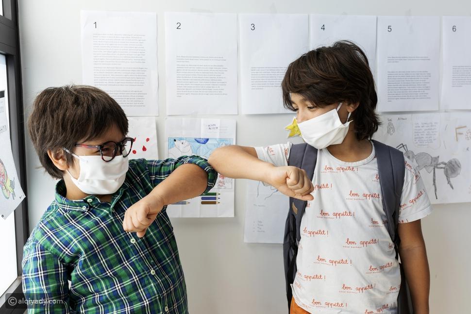 العودة للمدارس في زمن كورونا: 6 نصائح من الصحة العالمية