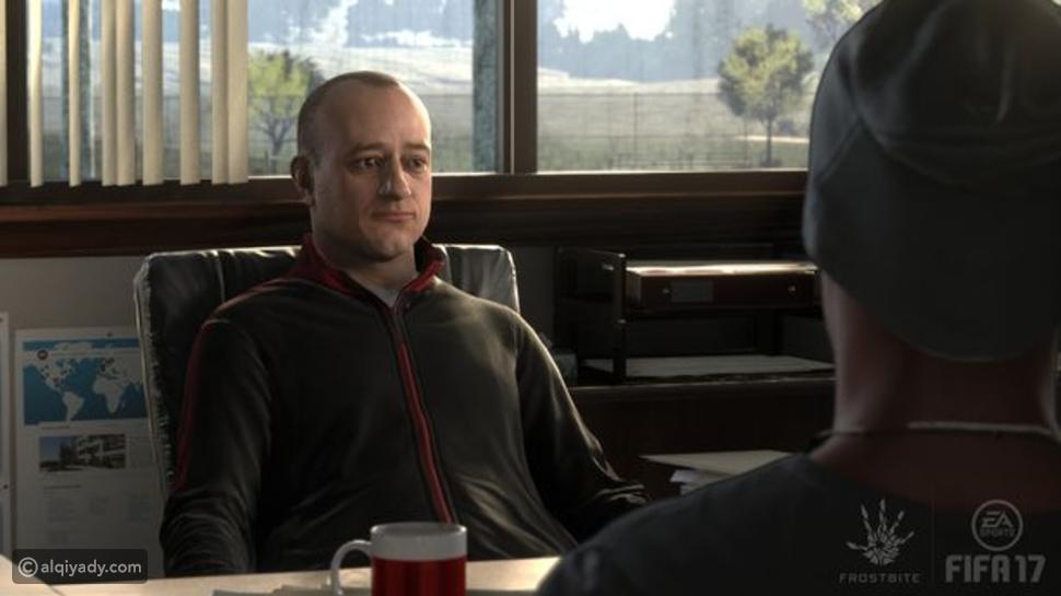 بالفيديو .. للمرة الأولى لعبة FIFA 17 ستشمل قصة بعنوان الرحلة