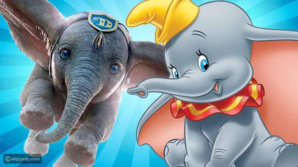 في يوم الفيل العالمي: شخصيات كرتونية ارتبطت طفولتنا بها