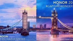 HONOR ستكشف عن سلسلة Honor 20 يوم 21 مايو في لندن