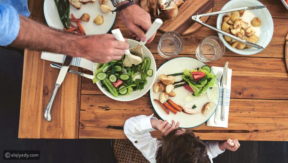 9 نصائح: اجعل العام الجديد عنواناً للأكل الصحي