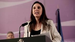 حكومة إسبانيا تخضع لاختبار كورونا بسبب وزيرة المساواة