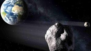 تحذيرات من ناسا.. كويكب ضخم سيصدم الأرض