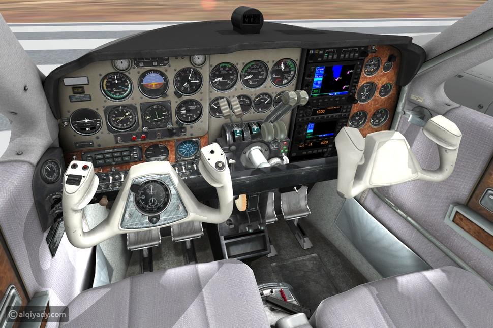 عيوب أجهزة محاكاة الطيران التقليدية