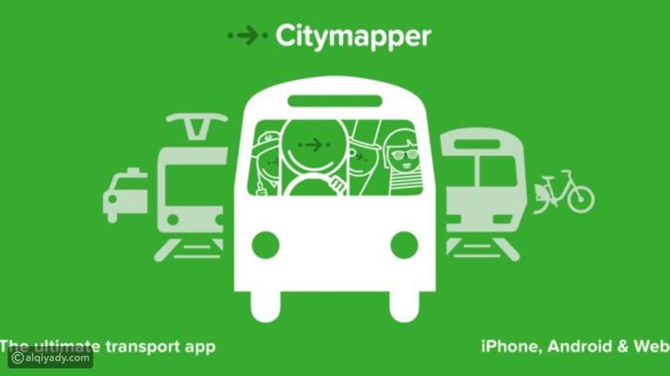 10 تطبيقات تساعدك على اكتشاف المدن الجديدة كسكانها