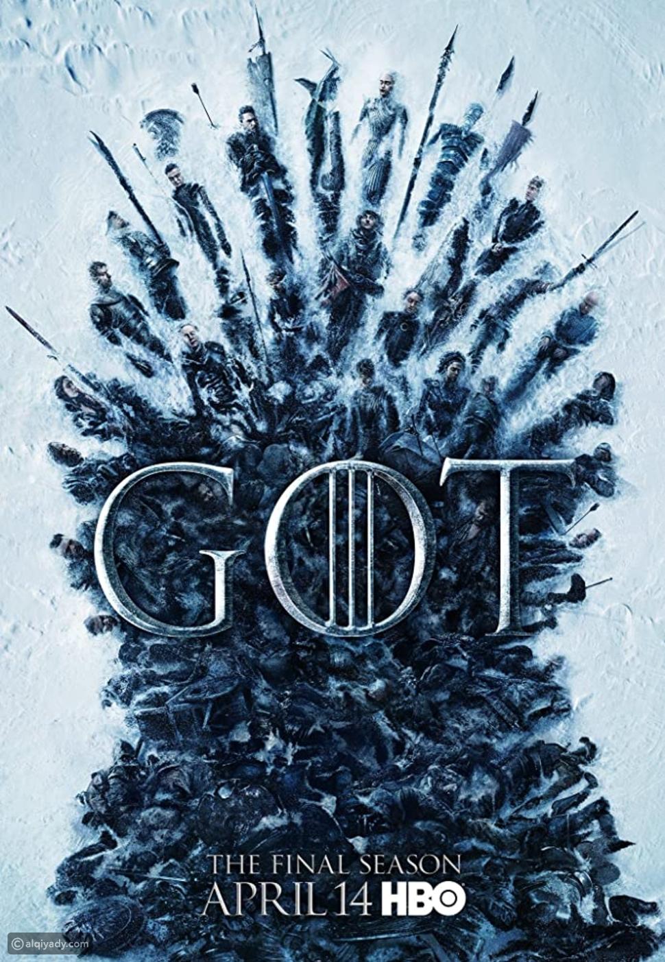 مسلسل الفانتازيا والتشويق Game of Thrones