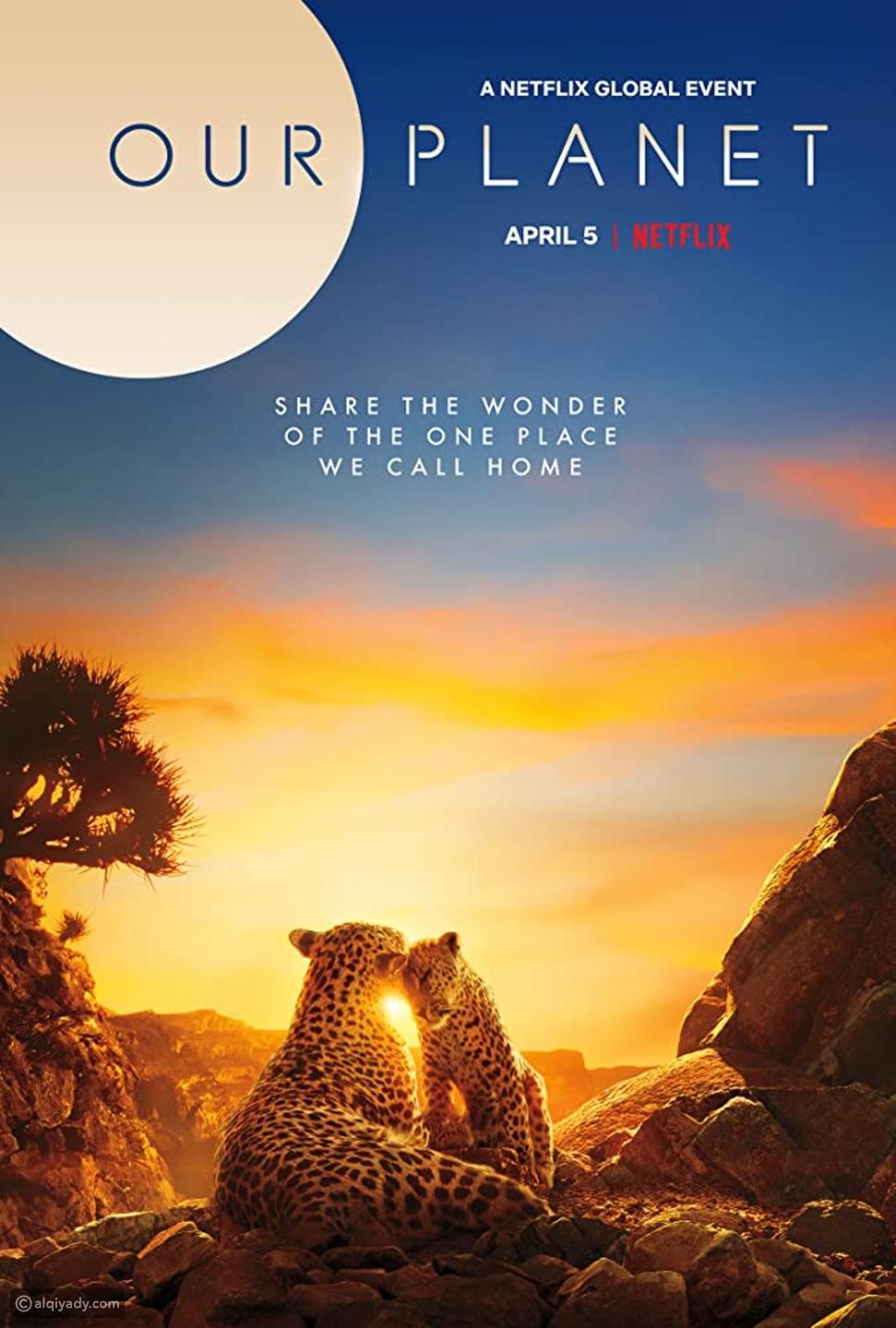 مسلسل الطبيعة الوثائقي Our Planet