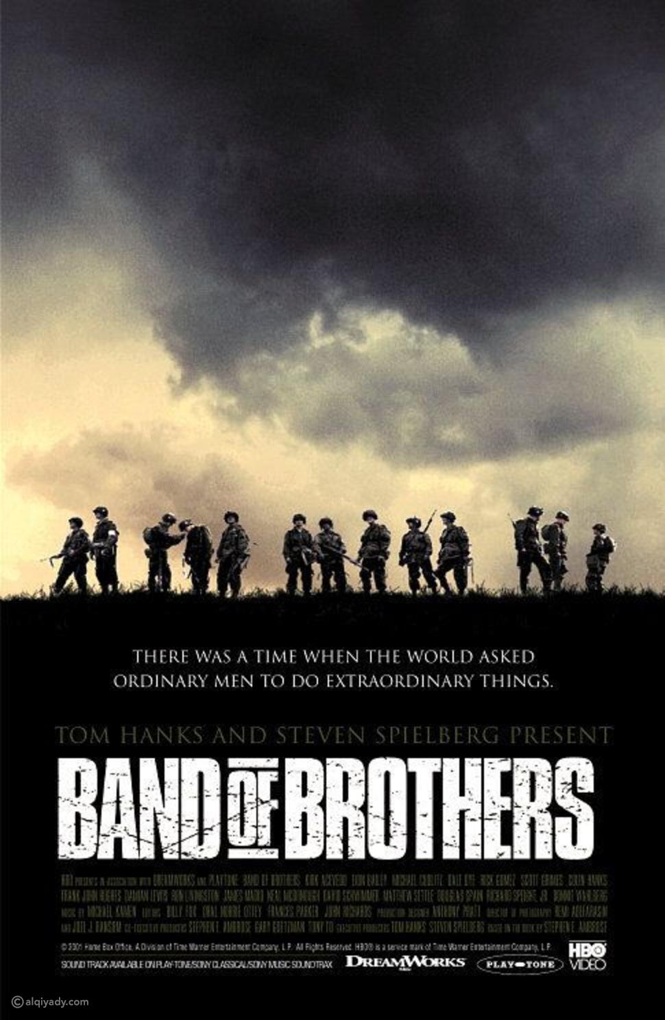 مسلسل دراما التاريخية الحربية Band of Brothers