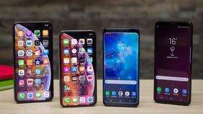 ما هو الهاتف الذي يحمل أفضل شاشة؟