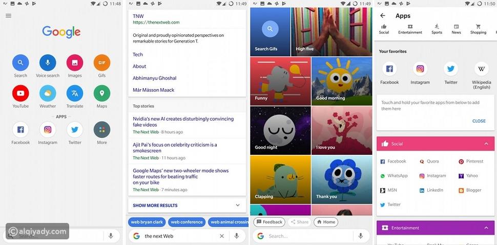 تطبيق جديد من جوجل للدول التي تعاني من ضعف الإنترنت