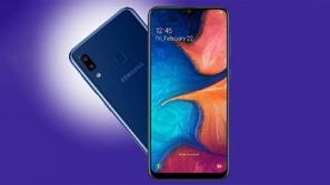 سامسونج تطلق هاتف Samsung Galaxy A20 ببطارية 4000 ملي أمبير