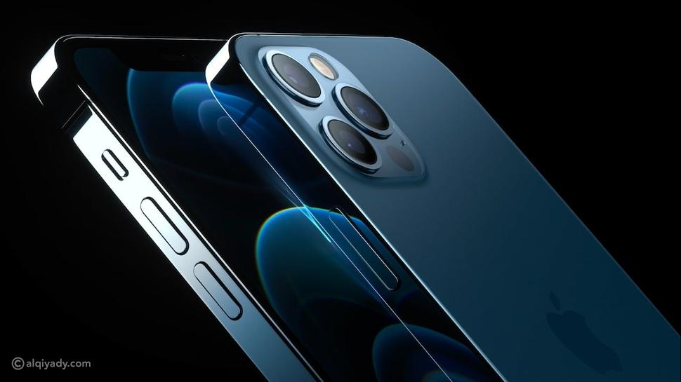 هاتف Apple الجديد والمسمى بـ iPhone 12