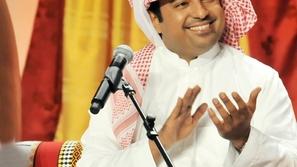 راشد الماجد: أنا كوروني وزاد وزني بسبب الحجر الصحي
