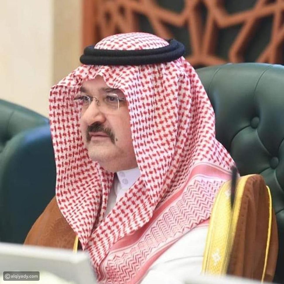 مشعل بن ماجد يوجه رسالة لخادم الحرمين الشريفين بعد تعيينه مستشاراً له