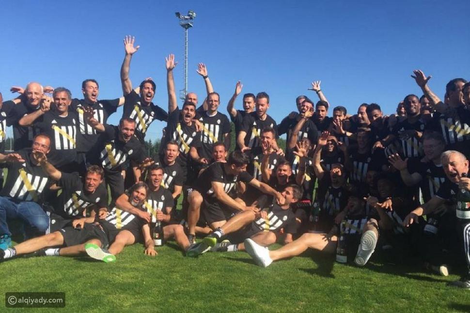بالصور: فوز يوفنتوس بالدوري الإيطالي .. أكثر من مجرد بطولة