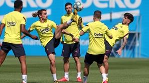 شروط عودة التدريبات الجماعية لأندية الدوري الإسباني
