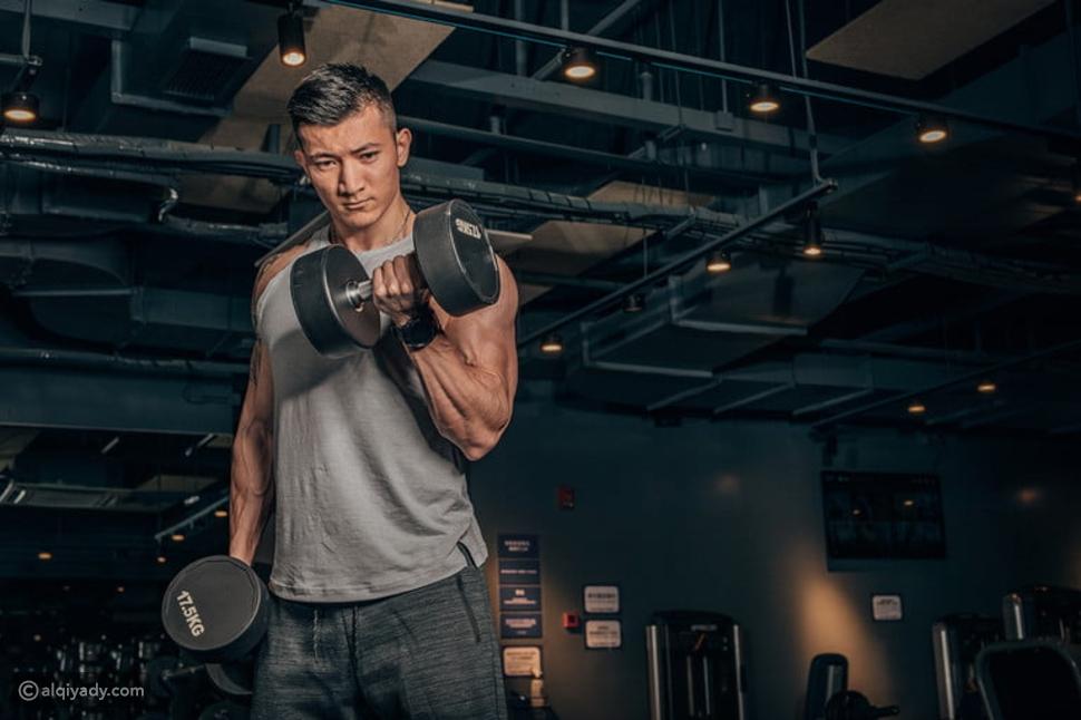 للمبتدئين في اللياقة البدنية: الدليل الكامل لتدريب الوزن