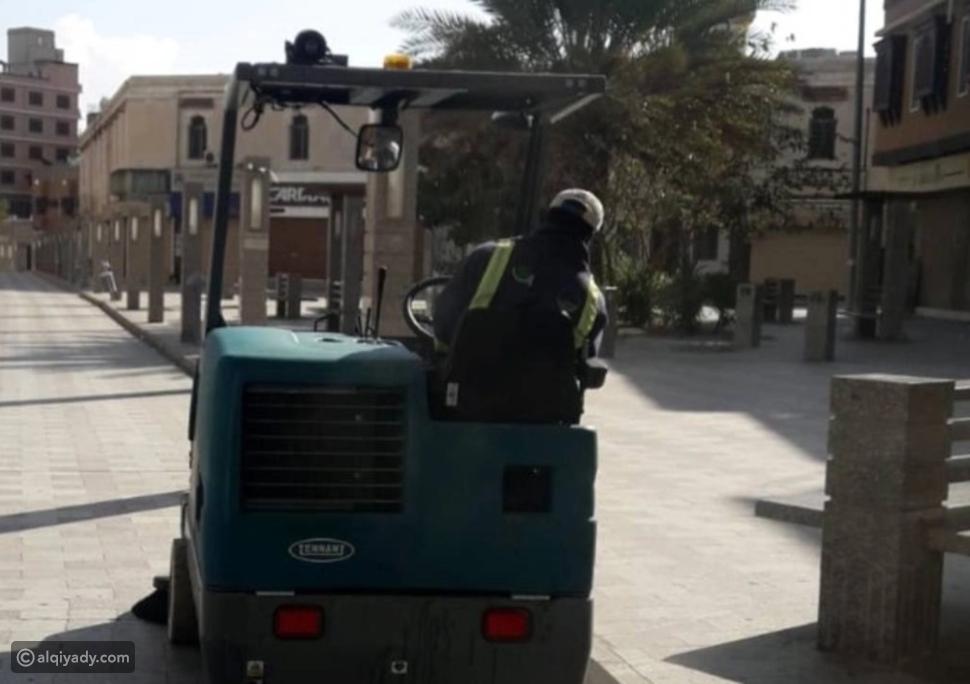 الطائف: تعزيز أعمال النظافة في المنطقة التاريخية وإغلاق منشآت مخالفة
