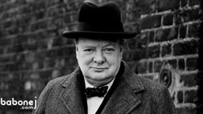 ونستون تشرشل (Winston Churchill)