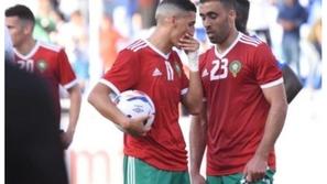 خروج عبد الرزاق حمد الله من منتخب المغرب يثير الجدل.. هل يتم استفزازه؟