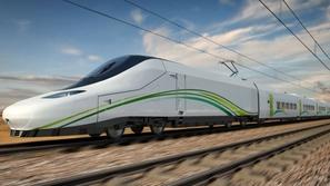 إنفوجرافيك: كل ما تريد معرفته عن قطار الحرمين السريع