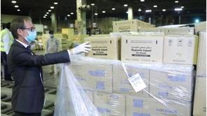 الإمارات تُساعد 10 آلاف من العاملين في القطاع الطبي بإيطاليا ضد كورونا