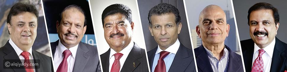 فوربس تكشف عن أقوى 10 قادة أعمال هنود في العالم العربي لعام 2016