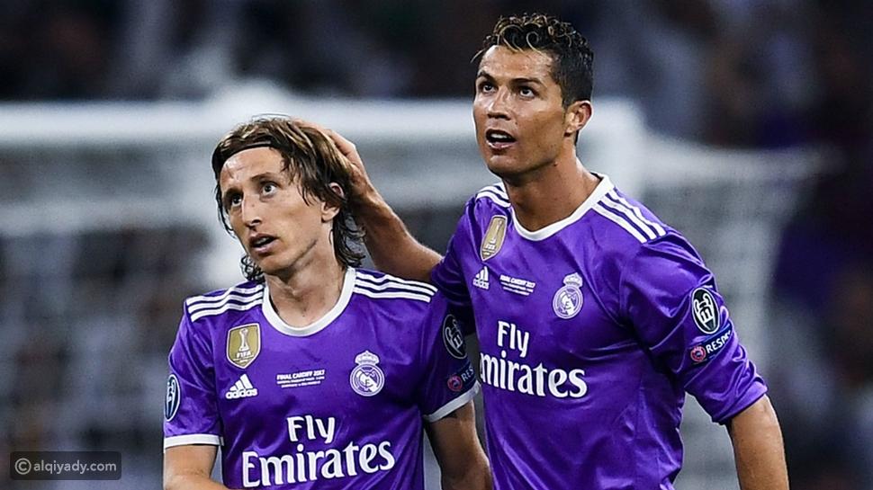 نجم آخر من ريال مدريد قد يغادر إلى الدوري الإيطالي بعد رونالدو