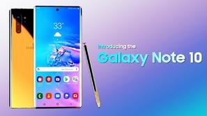 تسريبات تكشف المواصفات الكاملة لهاتف سامسونج الجديد Galaxy Note 10