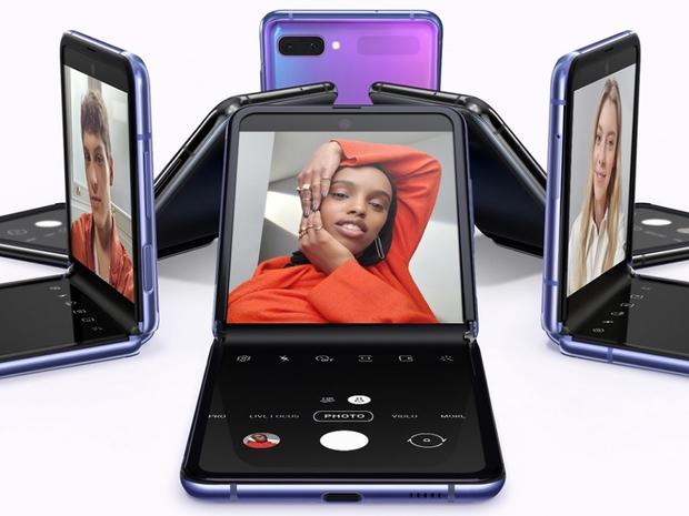 سامسونج تكشف عن Galaxy Z Flip: طفرة في عالم الهواتف القابلة للطي