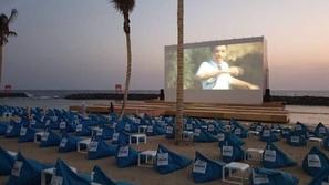 سينما البحر: موسم جدة يُطلق تجربة سينمائية جديدة على شاطئ البحر