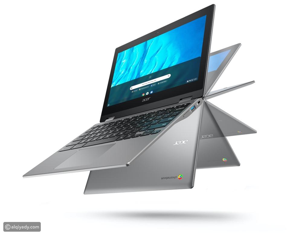 آيسر تطرح جهاز الحاسوب المحمول Chromebook Spin 713