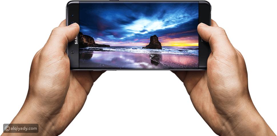 تقييم هاتف سامسونج جالكسي نوت 7 (Samsung Galaxy Note 7)