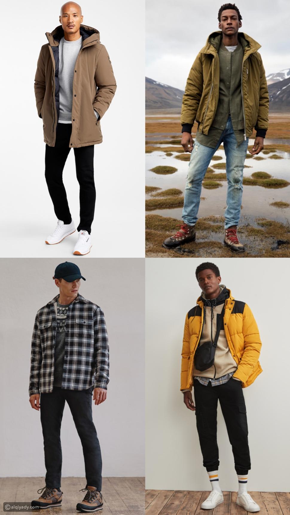 في العام الجديد: ماذا عليك أن ترتدي في شهر يناير؟