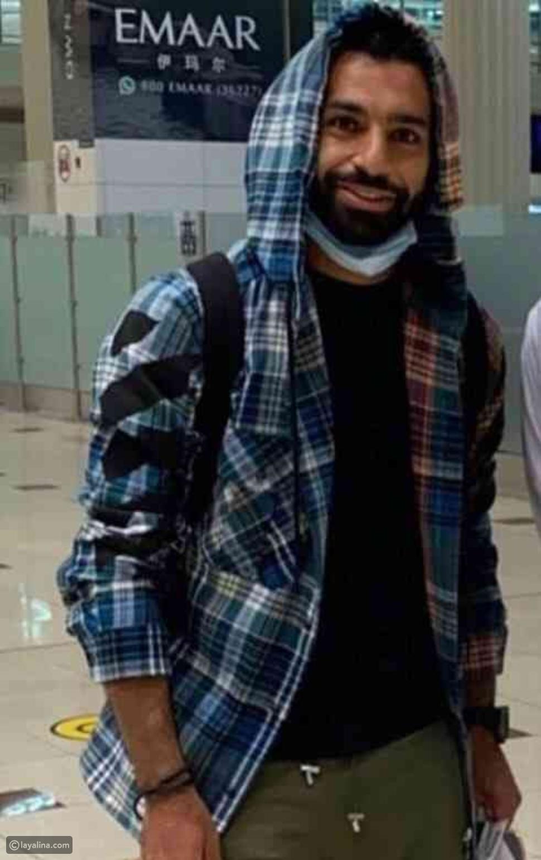 بعد الفوز بالدوري الإنجليزي: محمد صلاح يقضي إجازته في دبي