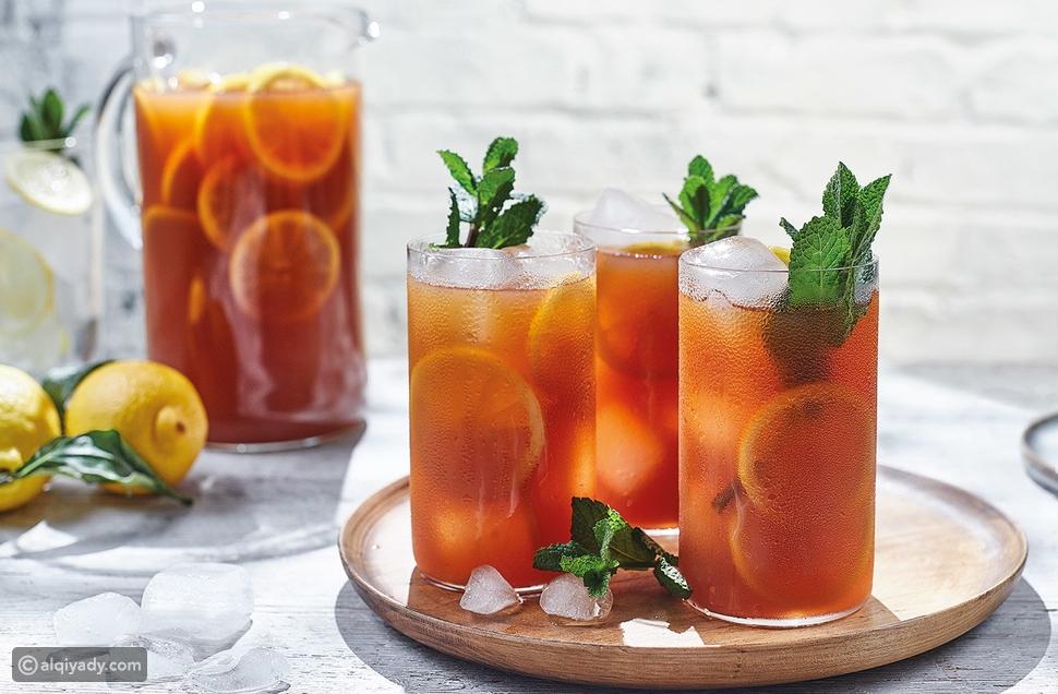 شرب الشاي المثلج: فوائد غير متوقعة تحدث لجسمك