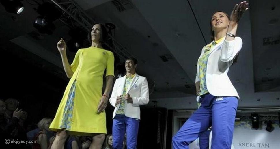 صور أزياء البعثات الرياضية في أولمبياد ريو.. أيهم أكثر أناقة؟