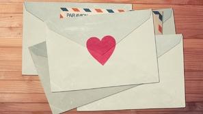 صور: امرأة تتلقى رسالة حب من خطيبها المفقود بعد 77 عامًا من كتابتها